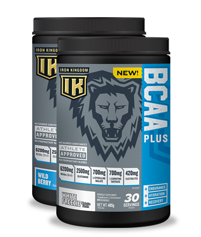 Iron Kingdom BCAA Plus