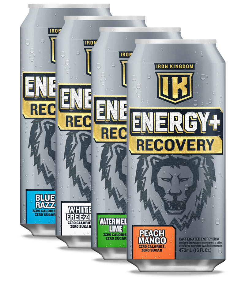 Iron Kingdom IK Energy+