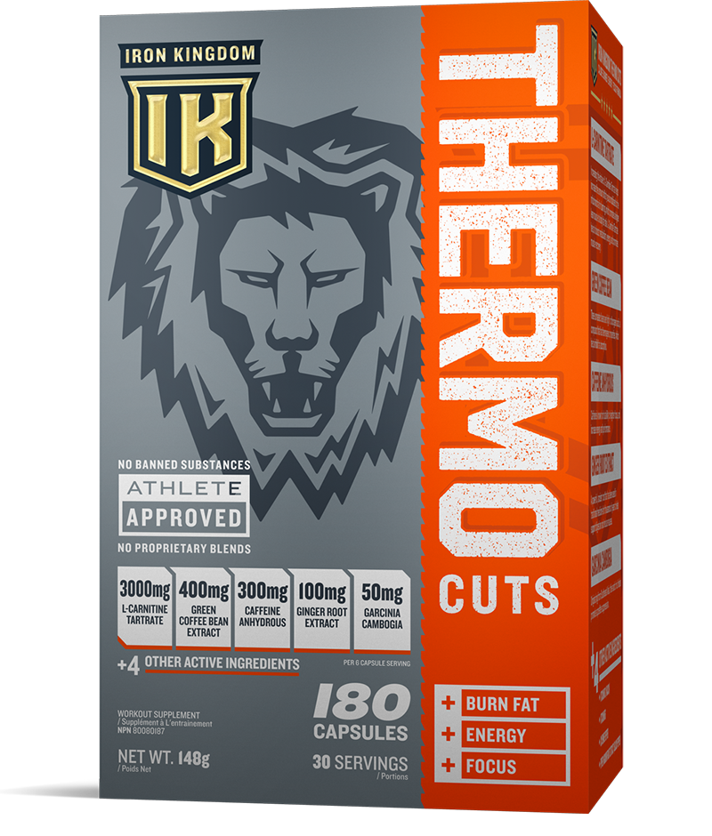 Iron Kingdom Thermo Cuts